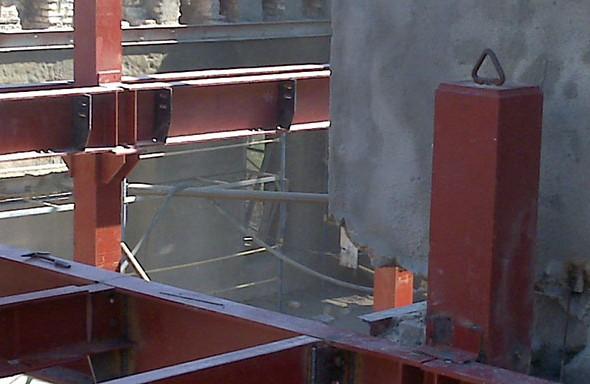 ремонт защитного слоя бетона