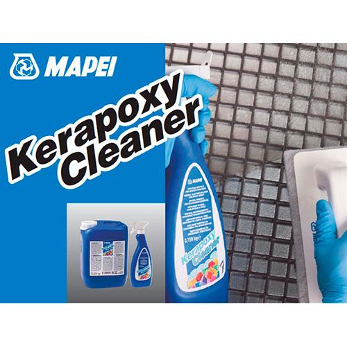 Очиститель эпоксидных остатков Mapei Kerapoxy Cleaner (0,75кг)