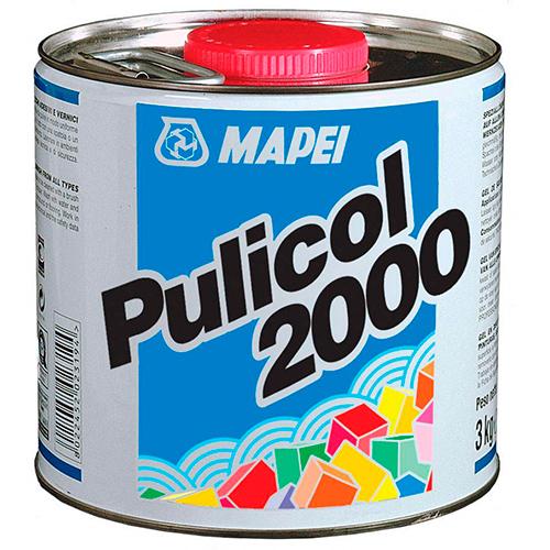 Очиститель эпоксидных остатков Mapei Pulicol 2000 (0,75кг)