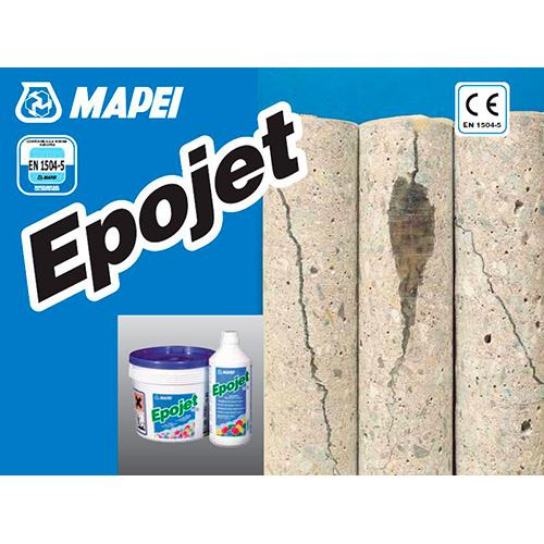 Ремонтный состав Mapei Epojet A+B 4 кг.