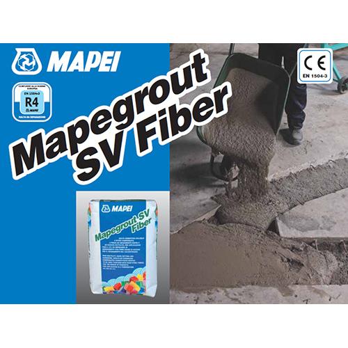 Ремонтный состав Mapei Mapegrout SV Fiber 25 кг.